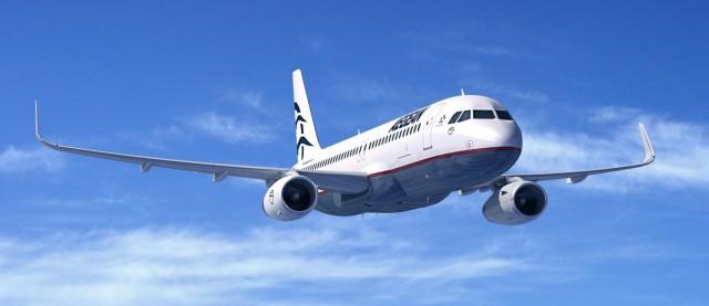 Aνέλπιστα θετική η επιβατική κίνηση της Aegean Airlines για τον Ιούλιο