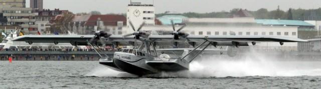 Το νέο υδροπλάνο-γίγαντας κατασκευάζεται στην Κίνα