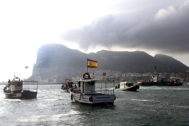 Ένταση μεταξύ Ισπανίας και Βρετανίας για το Γιβραλτάρ