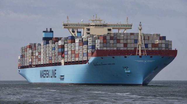Παραμένει επικερδής η Maersk παρά τις δυσμενείς συνθήκες