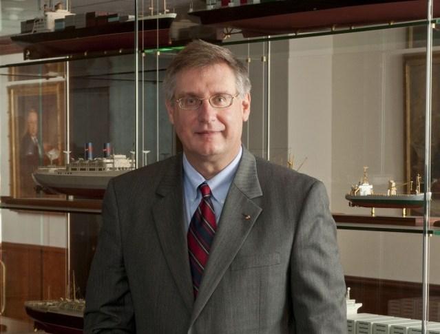 Ο νέος πρόεδρος του IACS