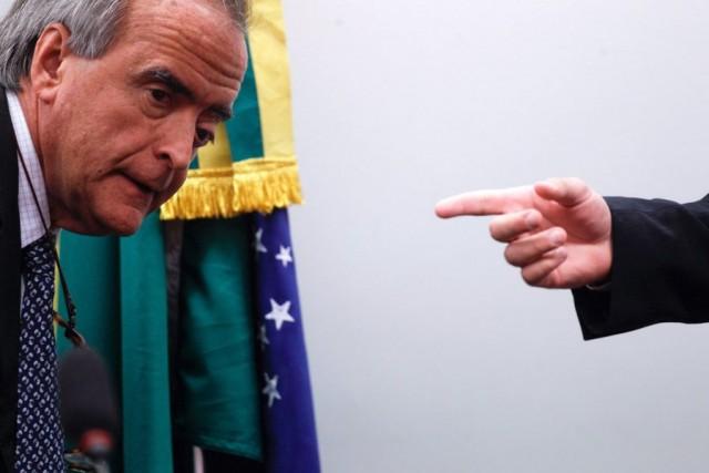 """Στο """"κελί 33"""" ο διευθύνων σύμβουλος της Petrobras για σκάνδαλο με την Samsung"""