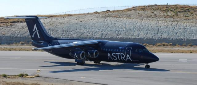 H Astra Airlines ανακοινώνει περισσότερες πτήσεις από την Αθήνα για το χειμώνα