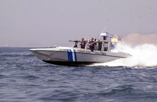 Μεγάλη ποσότητα όπλων και εκρηκτικών εντοπίστηκαν σε φορτηγό πλοίο