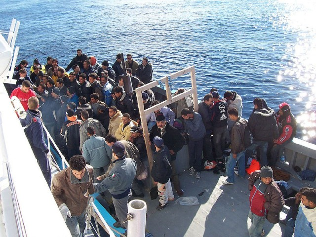 18 υπουργεία στην Αίγυπτο προσπαθούν να βρουν λύσεις για το μεταναστευτικό