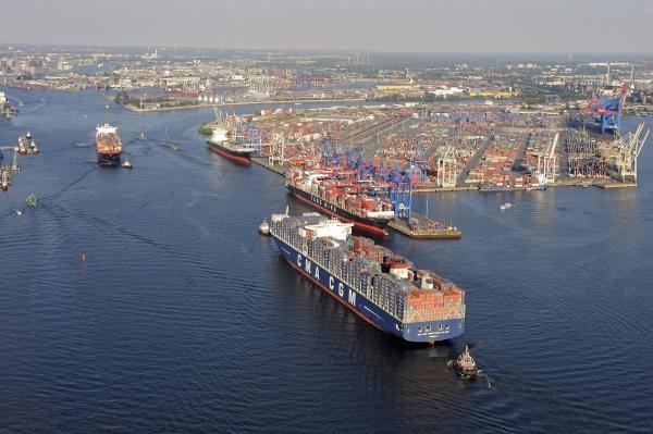 Το Αμβούργο ζητά επιδοτήσεις για πλοία που καταναλώνουν LNG