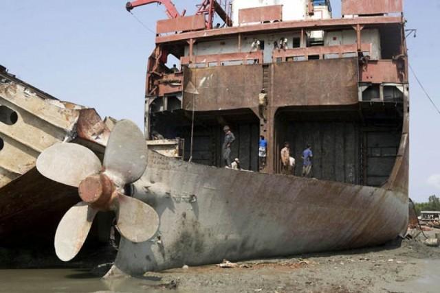 Διαλύσεις πλοίων: Ελαφρώς ανοδικά σπεκουλαρισμένες οι τιμές από τους Cash Buyers