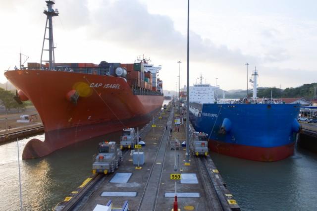Μετ' εμποδίων η διάνοιξη της διώρυγας του Παναμά