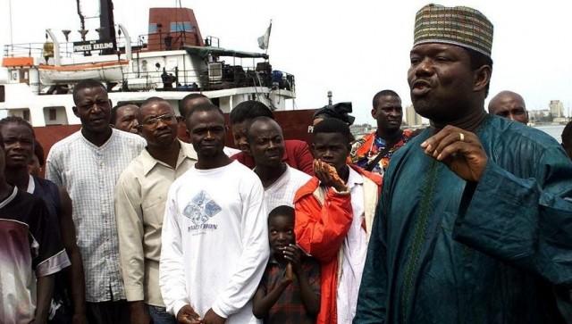 Προβλήματα στην κίνηση εμπορευμάτων στο Λάγος της Νιγηρίας