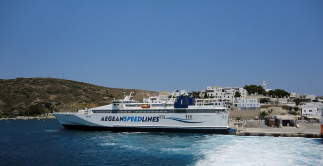 Διευκόλυνση ψηφοφόρων από την Aegean Speed Lines