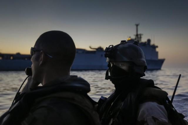 Συμμαχία δυνάμεων πολεμικού ναυτικού και ναυτιλιακής βιομηχανίας ενάντια στην πειρατεία