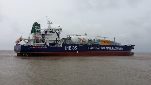 Το πρώτο πλοίο με πρόωση αιθανόλης για τον BV