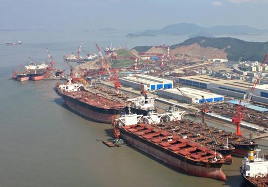 Η μείωση της κατανάλωσης ηλεκτρικού ρεύματος στην Κίνα δημιουργεί πονοκέφαλο στη χύδην ναυτιλία