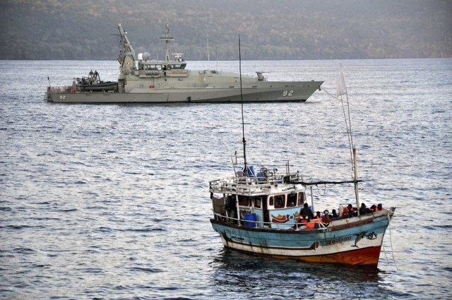 Το μεταναστευτικό, μεγάλος πονοκέφαλος και για την Αυστραλία