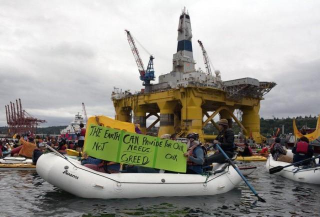Η Εxxon επιμένει στις επιχειρήσεις της Αρκτικής