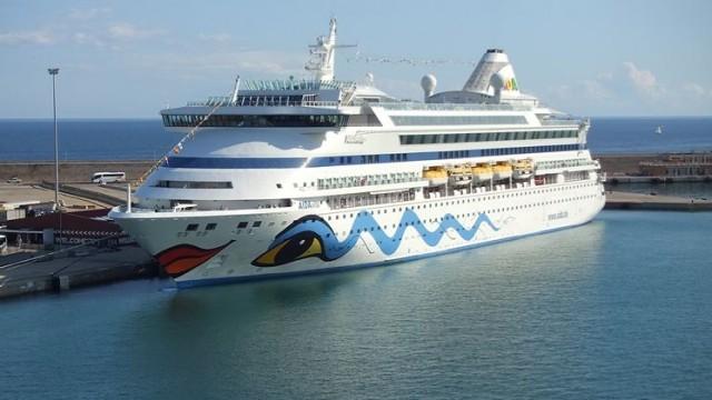 4.000 τουρίστες αποβιβάστηκαν στο Βόλο