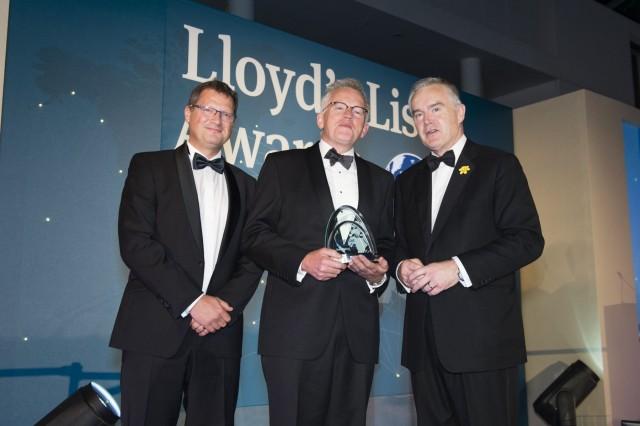 Οι νικητές των Lloyd's List Global Awards 2015