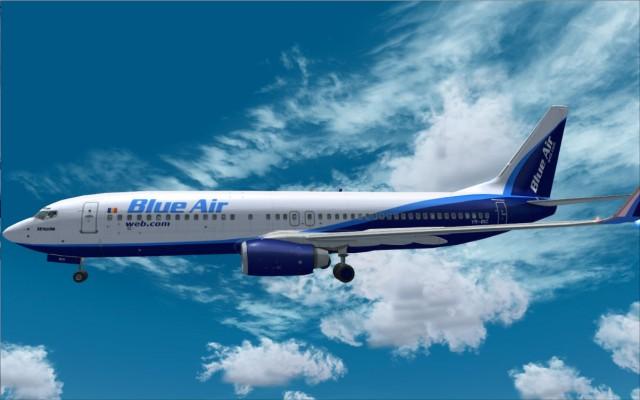 Σε νέους προορισμούς «πετά» η Blue Air