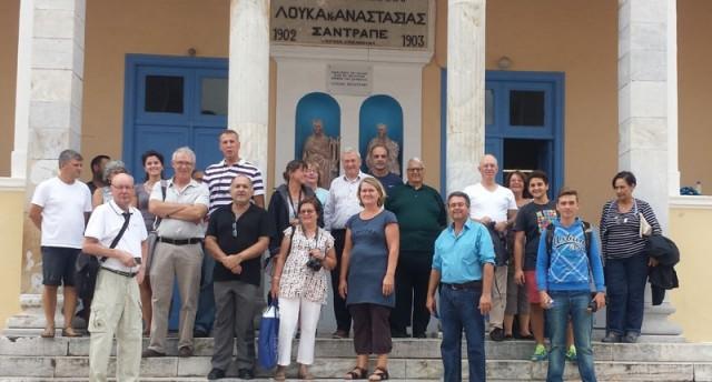 Το Ελληνικό Δίκτυο Μικρών Νησιών συζητά καίρια θέματα πού άπτονται της νησιωτικής πολιτικής