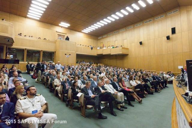 Oλοκληρώθηκε με επιτυχία το 6o ετήσιο Safety4Sea Forum