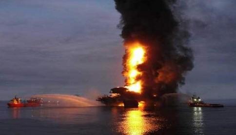 Η Pemex εκκενώνει την πλατφόρμα της μετά από διαρροή αερίου