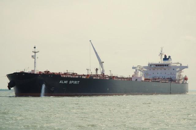Επίθεση πειρατών σε ελληνόκτητο δεξαμενόπλοιο