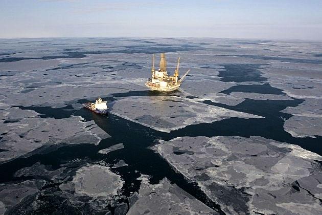 Παγόβουνα και θαλάσσιος πάγος απειλή για τις εγκαταστάσεις πετρελαίου και φυσικού αερίου στη Νορβηγία