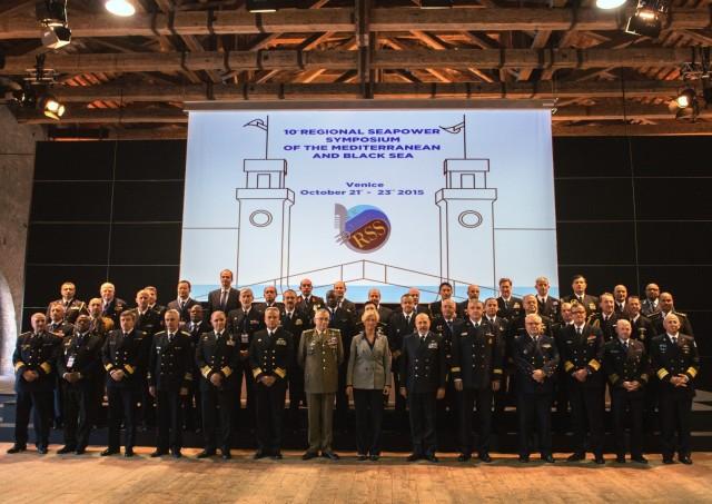 Συμμετοχή του ΓΕΝ στο 10ο Regional Seapower Symposium of the Mediterranean and the Black Sea