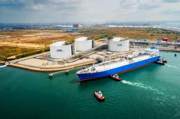 Η Σιγκαπούρη στοχεύει να γίνει εμπορικός κόμβος φυσικού αερίου