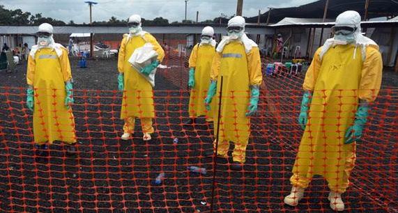 Οδηγίες προς ναυτικούς για τον ιό Έμπολα
