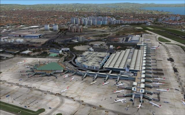Πρόσω ολοταχώς για το μεγαλύτερο αεροδρόμιο του κόσμου