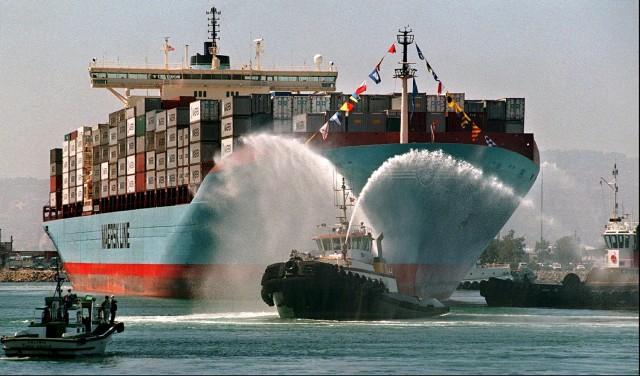 Χαμηλώνει τον πήχη ο Όμιλος  Maersk για το 2015