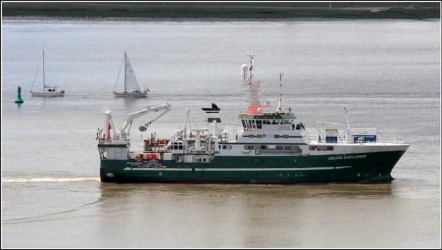 Ερευνητικές μετρήσεις εκπομπών ρύπων πλοίων με στόχο την ασφάλεια του περιβάλλοντος