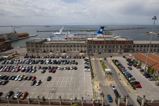Επίσκεψη εργασίας του προέδρου του ΤΑΙΠΕΔ στο λιμάνι της Θεσσαλονίκης