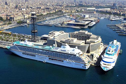 Η Βαρκελώνη έχει πιστοποιηθεί ως το μόνο λιμάνι της Μεσογείου εισαγωγής, αποθήκευσης και εξαγωγής καφέ