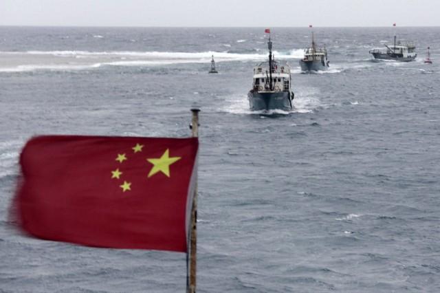 Συνεχίζουν οι ΗΠΑ τη διακριτική παρουσία στη θαλάσσια περιοχή στο αρχιπέλαγος Σπάρτλι
