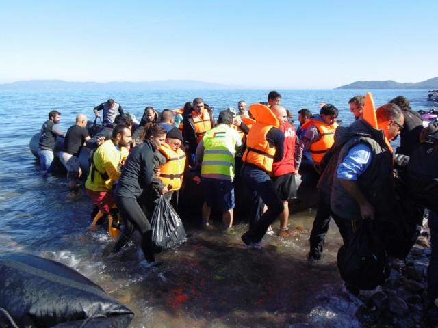 Έκρυθμη η κατάσταση στη Μυτιλήνη λόγω της απεργίας της ΠΝΟ