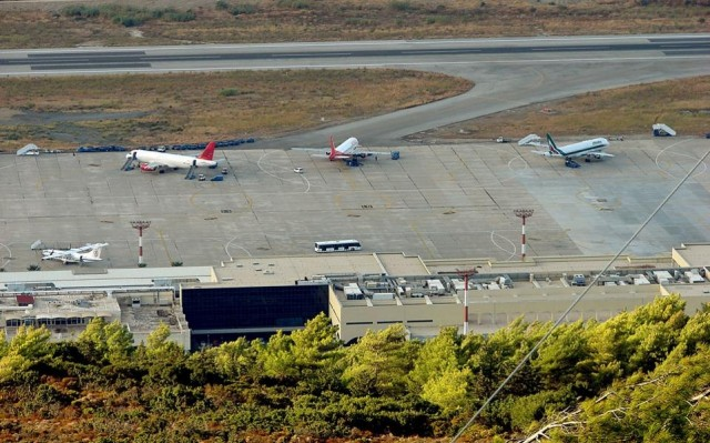 14 περιφερειακά αεροδρόμια παραχωρούνται στην κοινοπραξία Fraport-Slentel