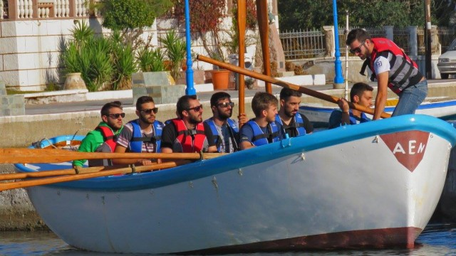 Αναδρομή στο ναυτικό παρελθόν: εσπερίδα της Α.Ε.Ν. Οινουσσών  στη Χίο