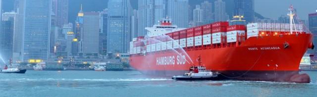 Ο ναυτιλιακός όμιλος Hamburg Süd βραβεύτηκε για την πολιτική μείωσης ρύπων του στόλου του