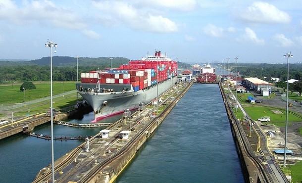 Σε κέρδη ελπίζουν οι πλοιοκτήτες από τη νέα διώρυγα του Παναμά