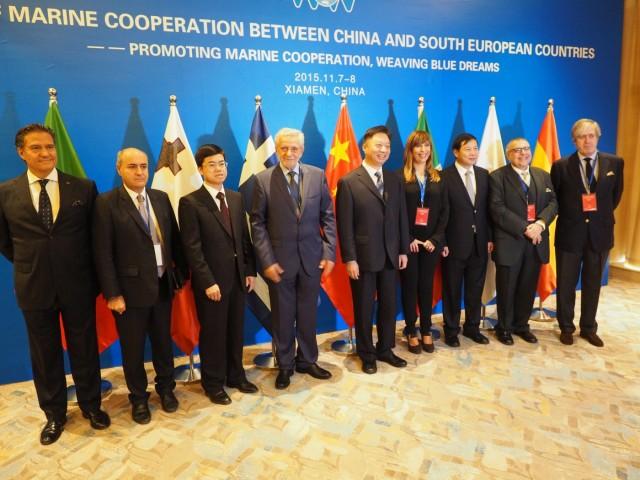Οι διμερείς συναντήσεις του ΥΝΑ στην Κίνα