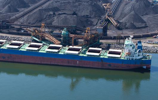 Aνάλυση των κινδύνων κατά τη μεταφορά φορτίων κάρβουνου