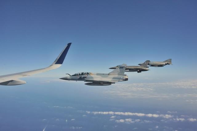 H AEGEAN τίμησε μαζί με την Πολεμική Αεροπορία τη γιορτή της Αεροπορίας