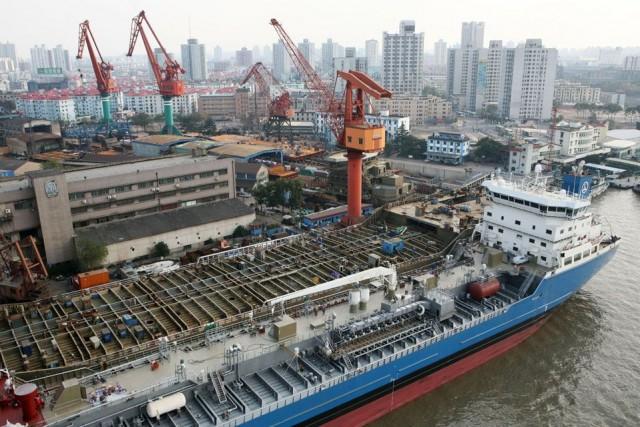 Η Κίνα επέλεξε τα κύρια ναυπηγεία κατασκευής Offhsore