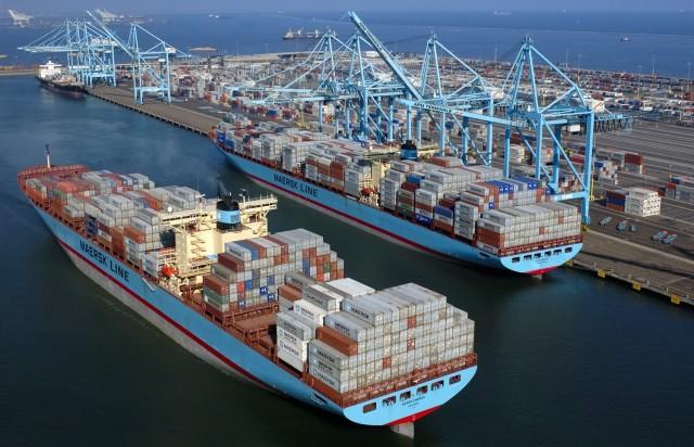 Χαμηλά ο πήχης για την Maersk Line