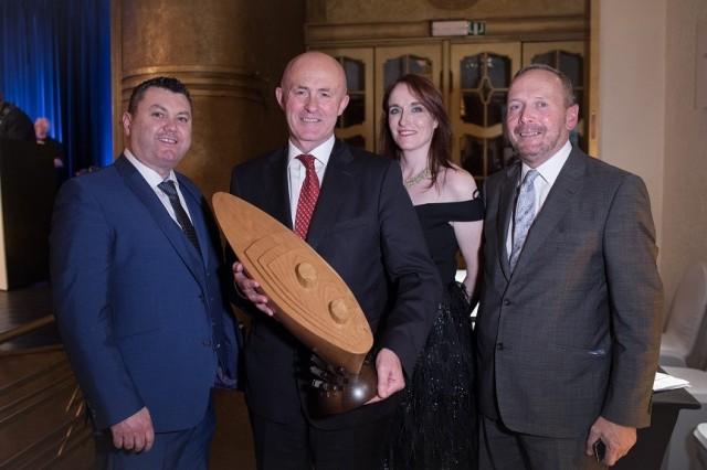 Στο λιμάνι του Δουβλίνου το ESPO Award 2015