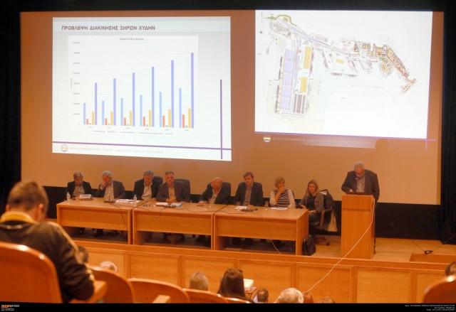 Ο ΟΛΘ παρουσιάζει το master plan στους φορείς της πόλης