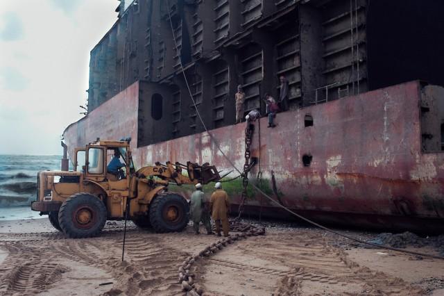 Διαλύσεις πλοίων: Αν δεν αντιμετωπιστεί το «πρόβλημα» των φθηνών εισαγωγών η αγορά δεν θα παρουσιάσει βελτίωση
