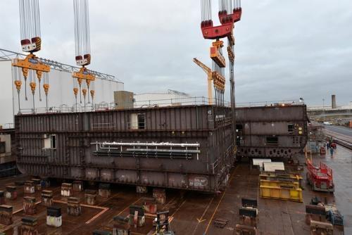 H Royal Caribbean κατασκευάζει το τέταρτο πλοίο της